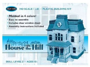 House on the Hill (Psycho) 1:87 Scale Model Kit